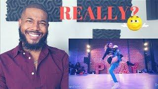 Mad Love | Nicole Kirkland Choreography | DanceOn Class Reaction