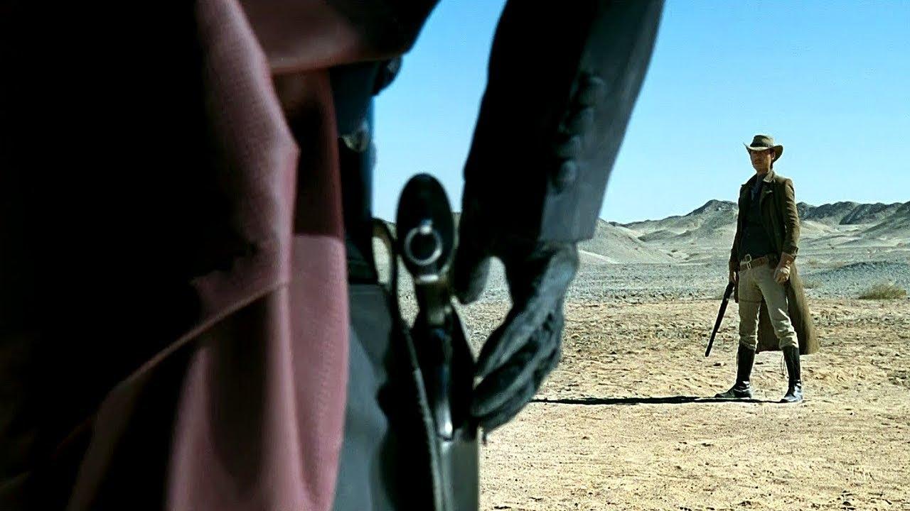 A JÓ, A ROSSZ ÉS A FURCSA 2008    Akció / Western  Az Egész