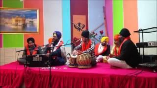 Khaye Jivho Sikh Pariwaar - bhai Amanjot Singh ji