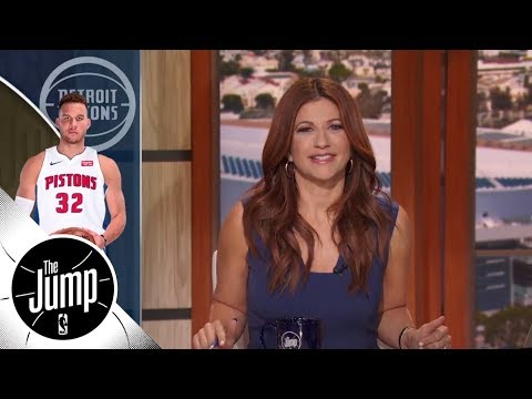 The cautionary tale of Blake Griffin | The Jump | ESPN