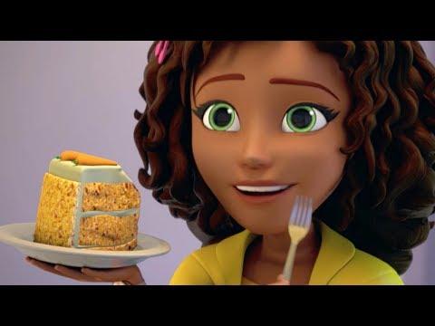 Rabbitouille | LEGO Friends | Full Episode by Disney