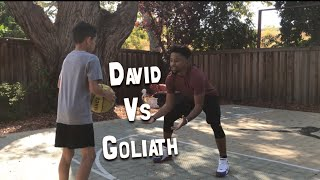 "DOPE ""H.O.R.S.E"" Game Vs 10 YEAR OLD BASKETBALL PHENOM!!"