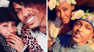 August Alsina Addresses Past Alleged Relationship With Jada Pinkett Smith