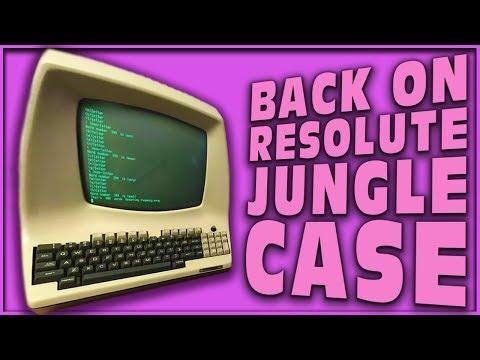 BACK ON THE RESOLUTE JUNGLE CASE ( TITANIC SINCLAIR CAMEO )