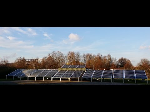 solar container -Made by Multicon Solar