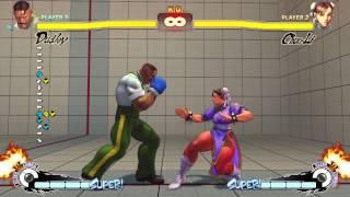 Fokusattacker i Ultra Street Fighter IV