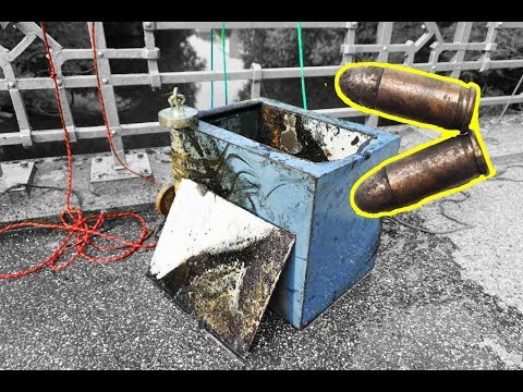 River Treasure ■ Found 4 Safes Magnet Fishing ■ Magnet fishing in Germany