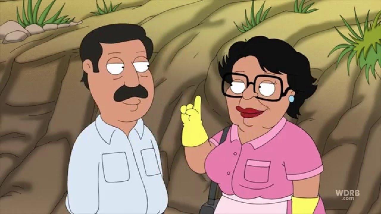 Family Guy - Consuela In Valentines Day - Youtube-1512