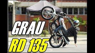 1º VEZ QUE ANDEI DE RD135 #SÓ GRAU - ( Canidia Alemão )