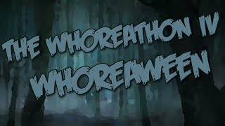 The Whore-A-Thon IV: Whoreaween (Day 13) [Cube Escape: Paradox Part 4/Chapter 1 Ending]