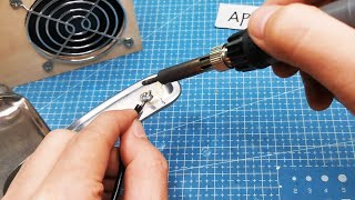 How to solder stainless steel with soldering iron screenshot 3