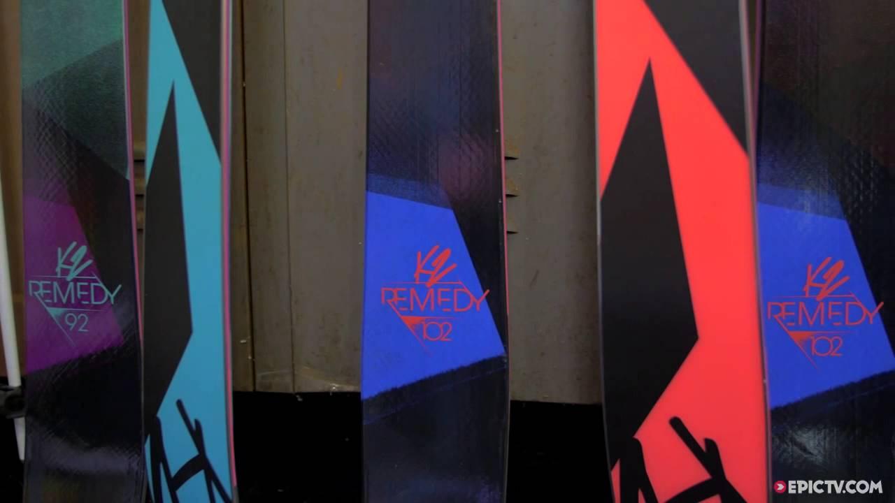 2015 womens ski reviews - The K2 Womens Remedy Ski Video Review Ispo 2015 Epic Tv Gear Geek Youtube