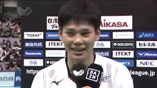2018/19シーズン 第7戦 vs 豊田合成トレフェルサ