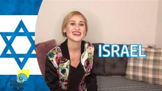 Israel - Eurovision 2018 ∣∣ REACTION