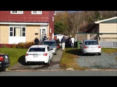 Standoff in Dartmouth, Nova Scotia