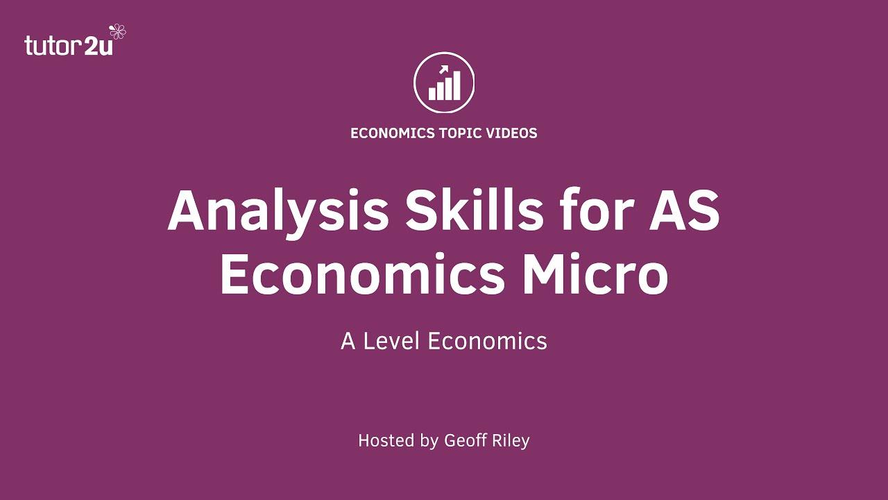 analysis skills