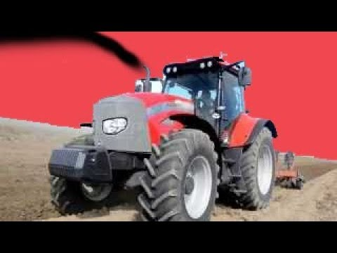 Ploughing mccormick mtx135 international 956xl tractors [trattore]