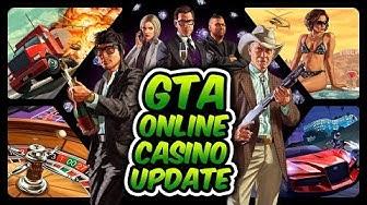 GTA Online Casino Update Release Date + Details!!!