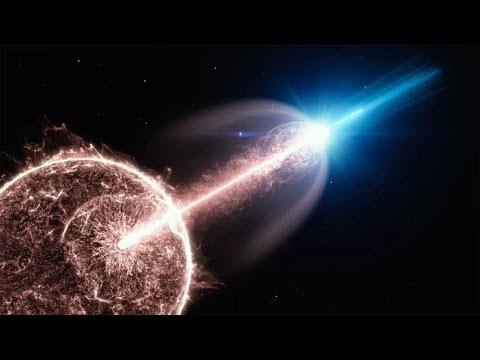 Un extraño estallido de rayos gamma desafía las expectativas