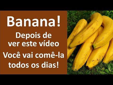 8 benefícios da Banana! Um superalimento que melhora depressão, ansiedade e muito mais!