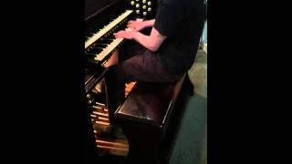 Improvised Prelude and Fugue on a Theme of Ligeti YouTube Thumbnail