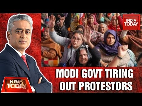 CAA Battle In SC : Is Modi Govt Working On Tiring Out Protesters? | NewsToday Debate