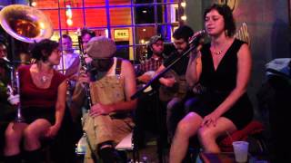 tuba skinny crazy about you live spotted cat new orleaans jazz fest 2014