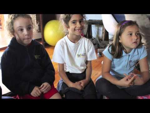 Le Petit Papillon Montessori School - Singing Bowls with Guru Akhilanka