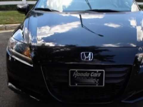 2012 Honda CR Z 3dr CVT Coupe   Rock Hill, SC