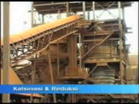 Pemurnian Nikel (Smelter) Dan Proses Pertambangan Nikel