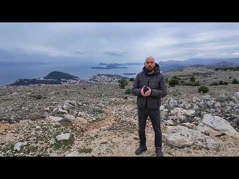Dubrovnik in 2 minutes - Croatia
