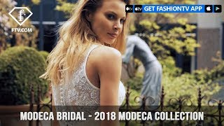 Modeca Bridal Dutch Design Collection 2018 in Andaz Amsterdam Prinsengracht | FashionTV | FTV