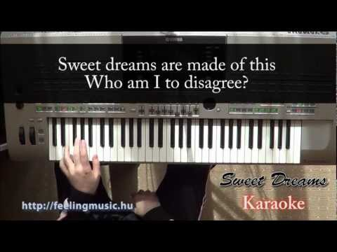 Sweet Dreams - Lyrics, karaoke