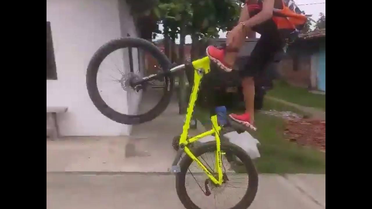 Pedal a fondo