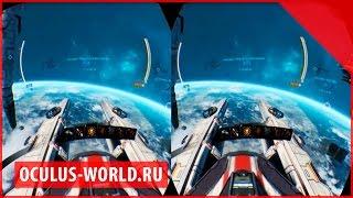 Star Conflict на Oculus Rift | Стар Конфликт Окулус Рифт космос корабли космическая обзор летать