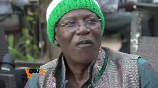 Alpha Blondy la star du reggae a Ouaga