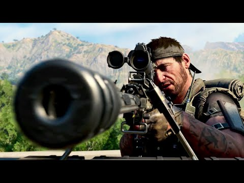 Call of Duty: Black Ops 4 – Blackout Mode Trailer