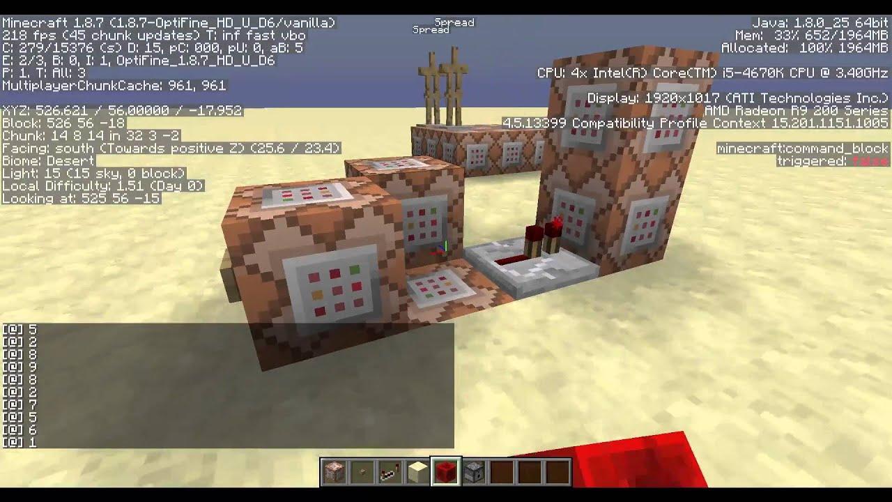 minecraft servers survival vanilla 1.8.9