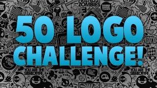 50 LOGO CHALLENGE!!  - Graphic Design