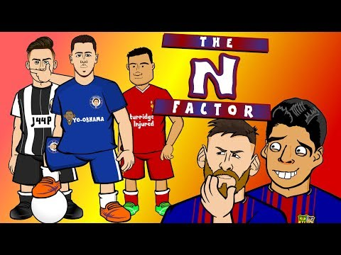 🔵THE N-FACTOR - REPLACING NEYMAR!🔴 Hazard? Coutinho? Dybala to Barcelona? (Parody MSN)