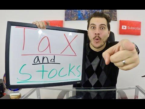 Tax Basics For Stock Market Investors!