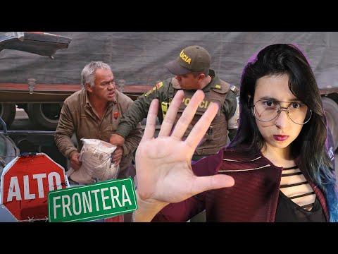 ???? ALTO FRONTERA ✈️ingeniosos métodos de tráfico ilícito y contrabando / Canal A&E / Maritza Ariza