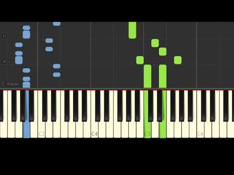 Pirates of the Aegean - Easy Piano Music - EASY