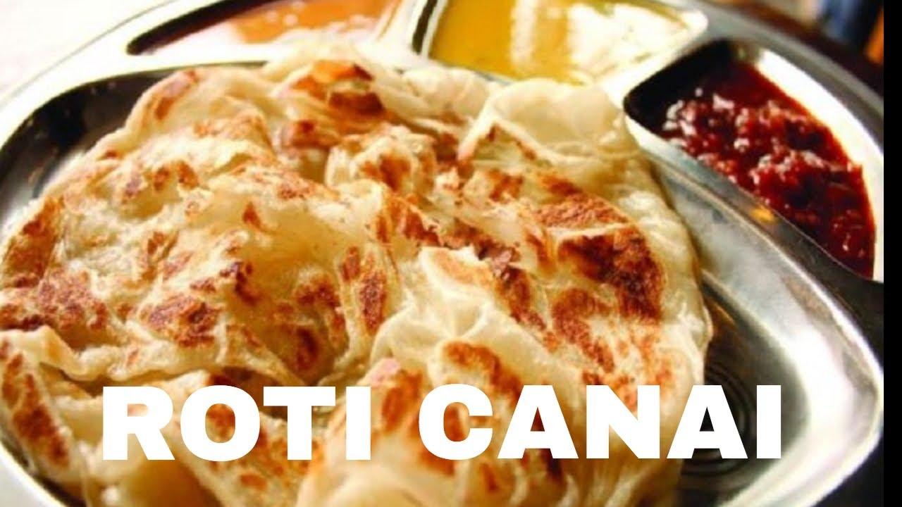 Resepi Roti Canai Bersama Kuah Dhall   iCookAsia - YouTube