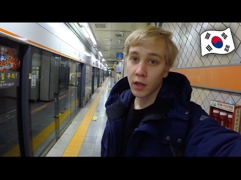 Best Metro System In The World? (Seoul, Korea VLOG) 🇰🇷