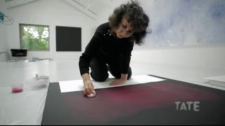 Shirazeh Houshiary – 'Art Has Ambiguity' | TateShots
