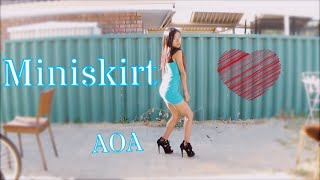 AOA - Miniskirt Dance Cover