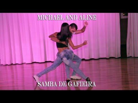 Michael and Aline Samba De Gafieira @Show 2017