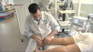 Le traitement des tendinites à l'INSEP - Allô Docteurs