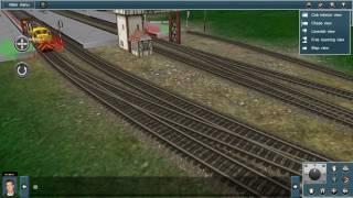 Trainz Android [Tutorial] - Dasar - Dasar Bermain Trainz Simulator Android